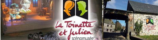 Une virée chez Toinette et Julien